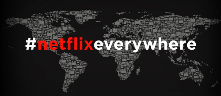 netflix everywhere
